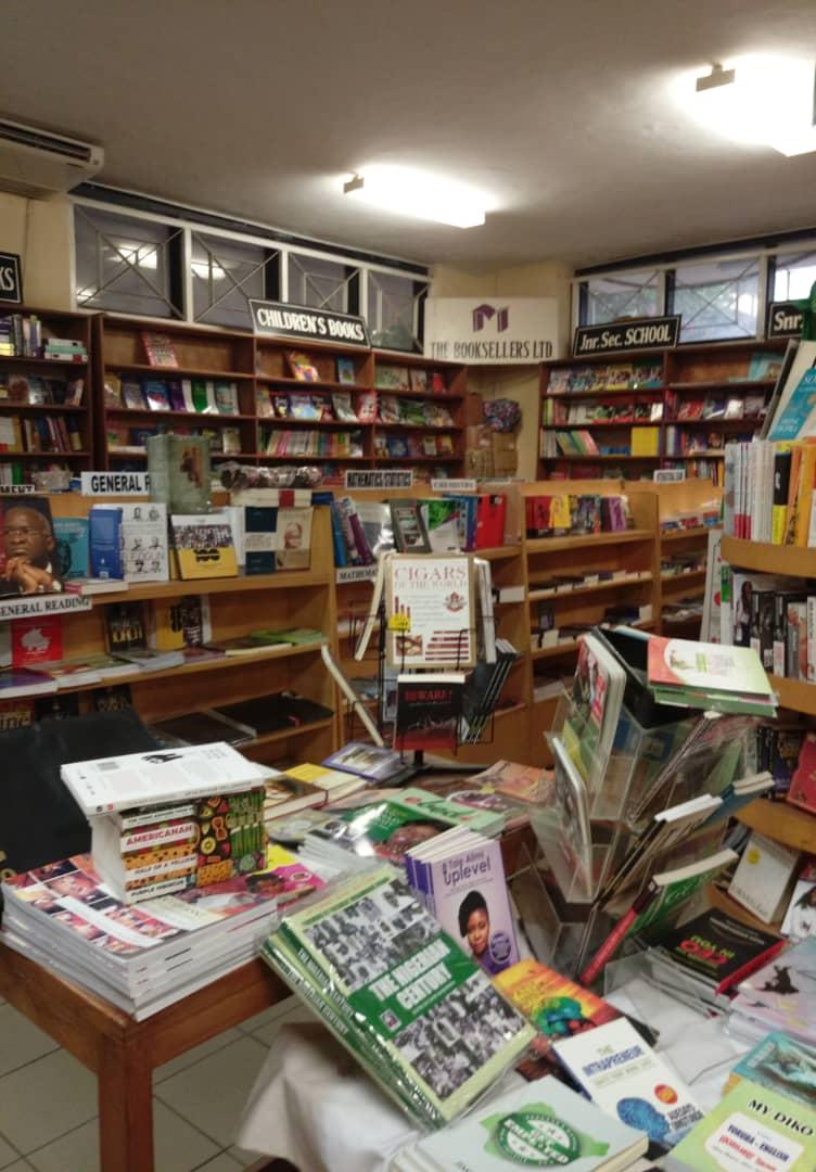 Mosuro Bookshop
