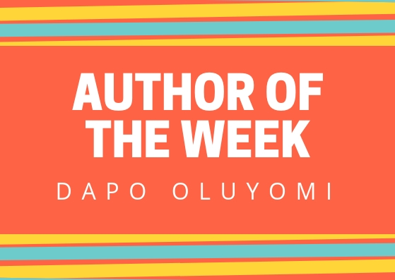 AUTHOR OF THE WEEK (1)