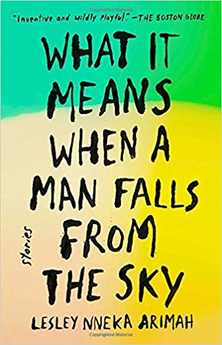 What it Means When a Man Falls from the Sky 1